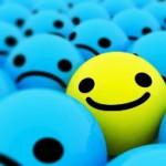 positief zijn